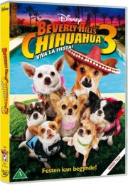 beverly hills chihuahua 3 - DVD