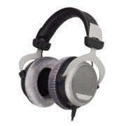 beyerdynamic dt 880 høretelefoner / hovedtelefoner 32 ohms - grå og sort - Tv Og Lyd