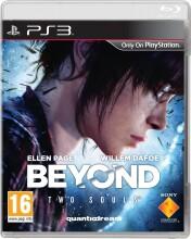 beyond: two souls - dk - PS3