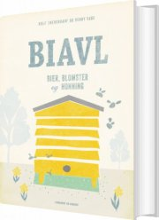 biavl - bier, blomster og honning - bog