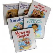 bibel for de små - bog