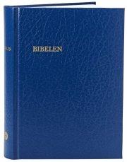 bibelen - lille format, kirkebibelen - bog