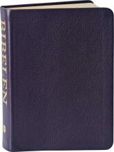 bibelen med det gamle testamentes apokryfe bøger - lille format - bog