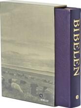 bibelen med det gamle testamentes apokryfe bøger - stort format - bog