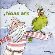 bibelen mini: noas ark - bog