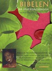 bibelen på hverdagsdansk, lomme, rød med magnetlås - bog