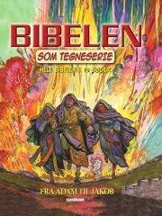 bibelen som tegneserie #1 - Tegneserie