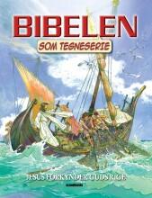bibelen som tegneserie #4 - Tegneserie