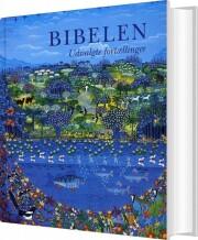 bibelen - udvalgte fortællinger - bog