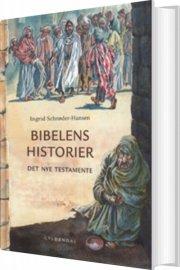 bibelens historier - bog