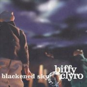 biffy clyro - blackened sky - cd