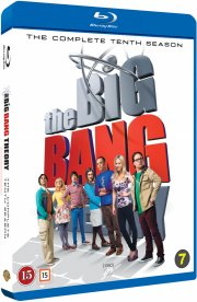 the big bang theory - sæson 10 - Blu-Ray