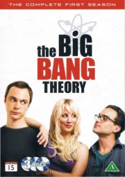 the big bang theory - sæson 1 - DVD