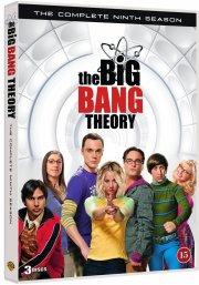 the big bang theory - sæson 9 - DVD