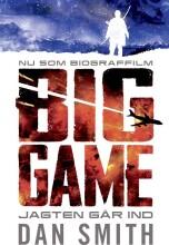 big game - jagten går ind - bog