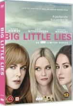 big little lies - sæson 1 - hbo - DVD