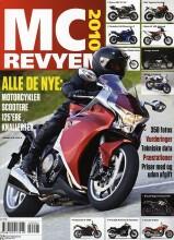 bil magasinet, mc-revyen 2010 - bog