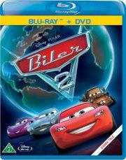 biler 2 / cars 2 - disney  - BLU-RAY+DVD