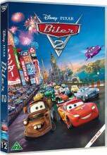 cars 2 / biler 2 - disney pixar - DVD
