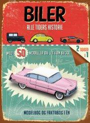 biler - alle tiders historie - bog