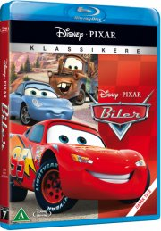 disney biler / cars - Blu-Ray