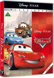 biler / cars - disney - DVD
