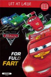 let at læse: biler - for fuld fart  - Disney
