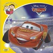 biler - jeg læser, du læser  - Disney