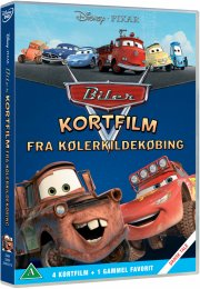 biler: kortfilm fra kølerkildekøbing - disney pixar - DVD