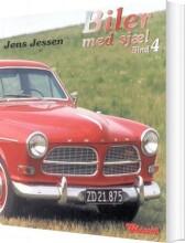 biler med sjæl - bind 4 - bog