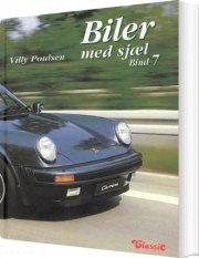 biler med sjæl - bind 7 - bog