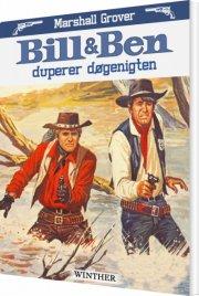 bill og ben duperer døgenigten - bog