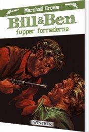 bill og ben fupper forræderne - bog