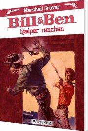 bill og ben hjælper ranchen - bog