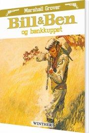 bill og ben og bankkuppet - bog