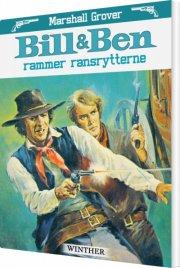 bill og ben rammer ransrytterne - bog