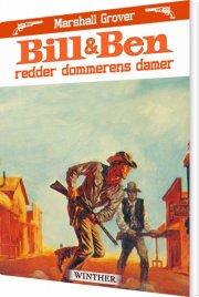 bill og ben redder dommerens damer - bog