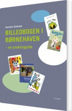 billedbogen i børnehaven - bog