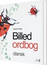 billedordbog dansk - bog