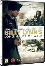 billy lynn's long halftime walk - DVD