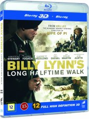 billy lynn's long halftime walk - 3D Blu-Ray