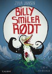 billy smiler rødt - bog
