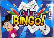 bingo spil til børn - bingo color - Brætspil