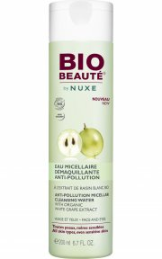 bio beauté by nuxe anti-pollution micellar cleansing water - 200 ml - Hudpleje