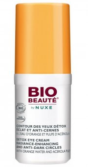 bio-beautè by nuxe - detox eye cream radiance-enchancing and anti-dark circles 15 ml - Hudpleje