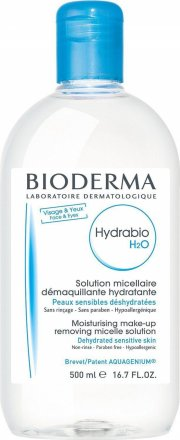 bioderma hydrabio h2o micelle solution - 500 ml - Hudpleje