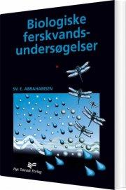 biologiske ferskvandsundersøgelser - bog