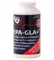 biosym epa-gla+ omega 3 og 6-7-9 fiskeolie - 220 kapsler - Kosttilskud