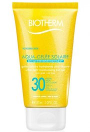 biotherm sun aqua-gelée solaire spf30 150 ml - Hudpleje