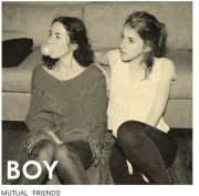 boy - mutual friends - cd